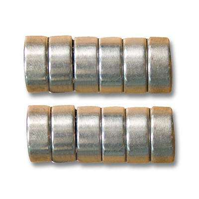 9/16 in. x 3/16 in. D Power Magnet (10-Pack)