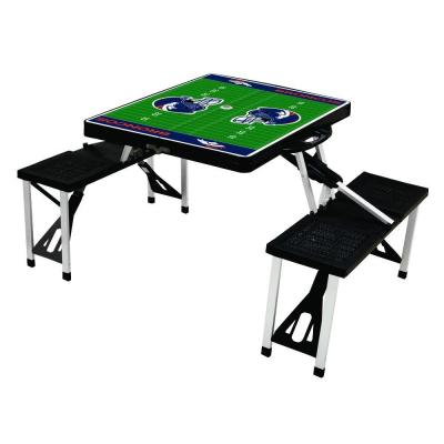 Denver Broncos Sport Plastic Outdoor Patio Picnic Table
