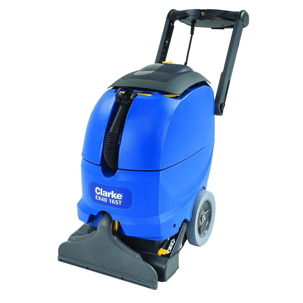 Clarke EX40 16ST Self-Contained Upright Carpet Cleaner