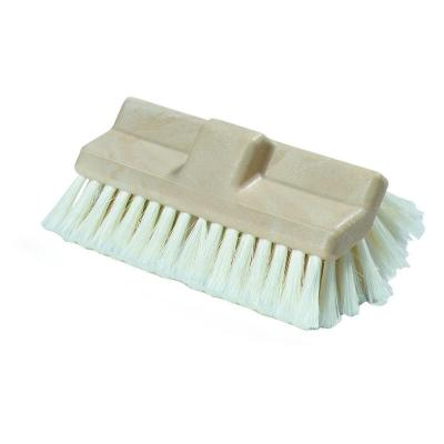 10 in. Polystyrene Bristles Dual Surface Vehicle Brush (12-Case)