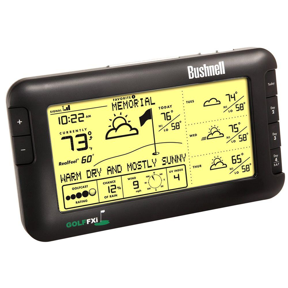 Bushnell Golf FXi 7-Day Weather Forecaster-DISCONTINUED