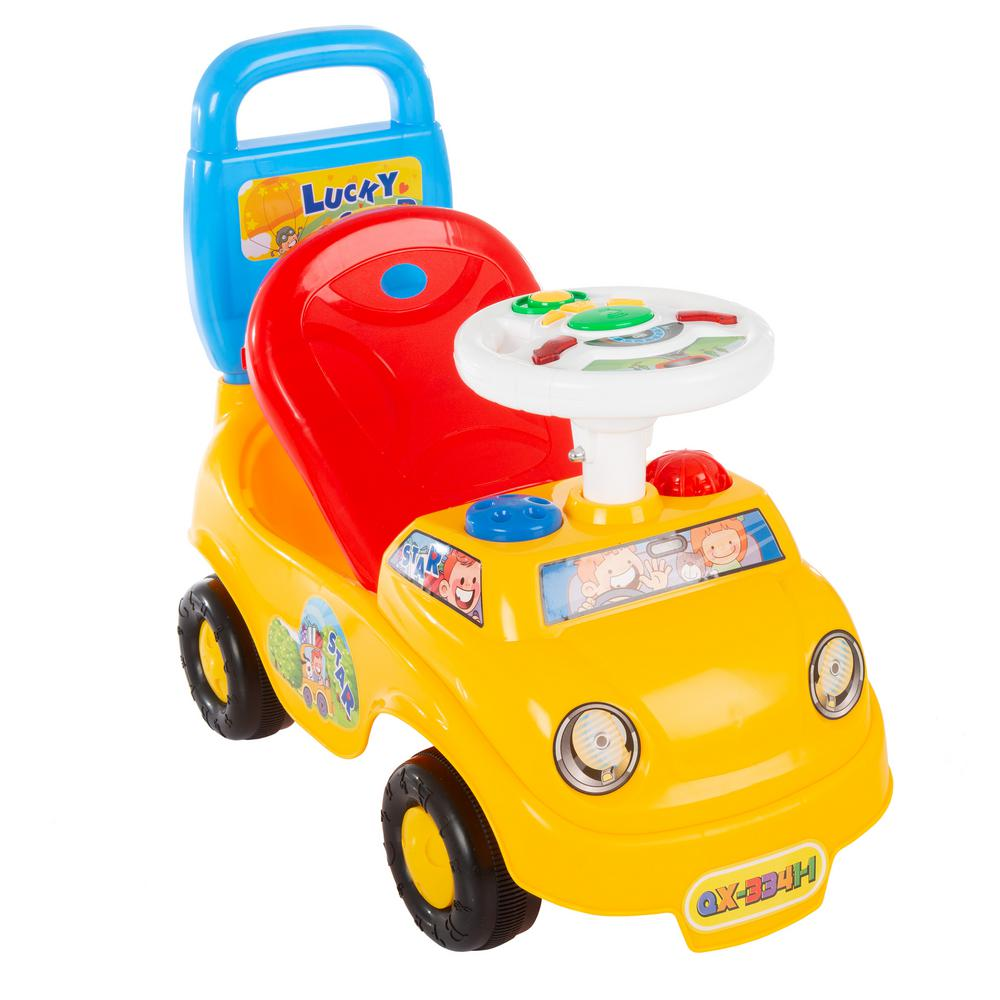 Lil Rider Ride on Toy Activity Car