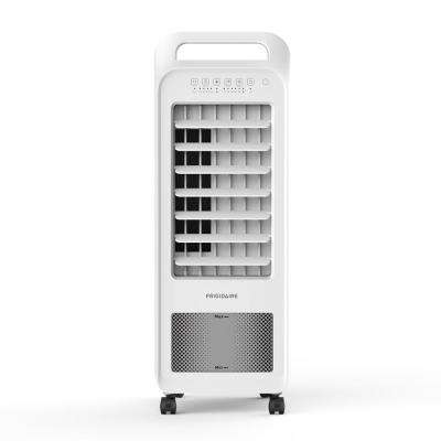 Premium 250 CFM 3-Speed Portable Evaporative Cooler (Swamp Cooler) with Removable Water Tank for 100 sq. ft. - White