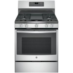 Kitchen Gas Stove ge adora 5.0 cu. ft. gas range with self-cleaning convection oven