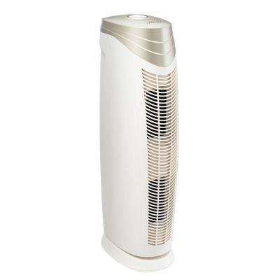 HEPA+ 27 in. Tower Air Purifier