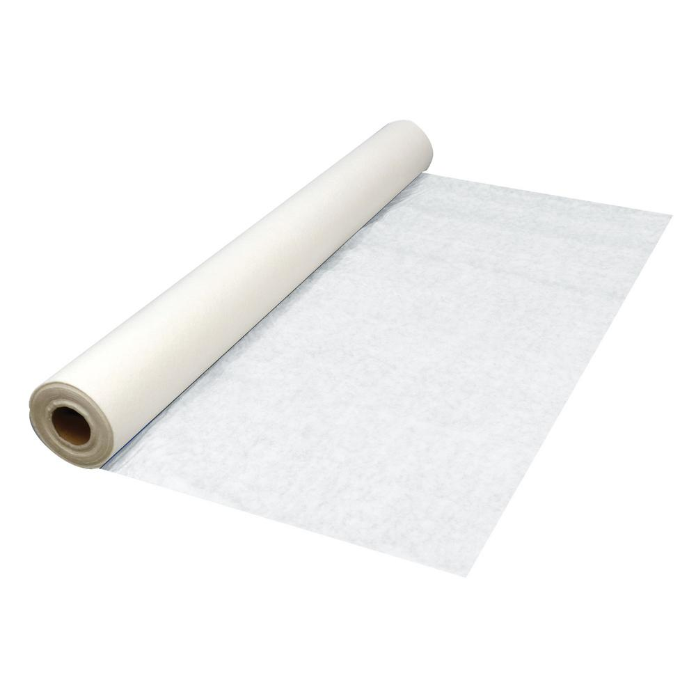 MPGLOBALPRODUCTS MP Global Products VariGuard 40 in. x 45 ft. Reusable Self-Adhesive Premium Painters Drop Cloth & Multi-Surface Floor Protection Film Roll