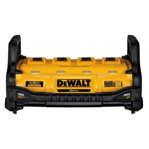 Dewalt 1800 Watt Portable Power Station and Simultaneous 20-Volt MAX Lithium-Ion Battery Charger by DEWALT