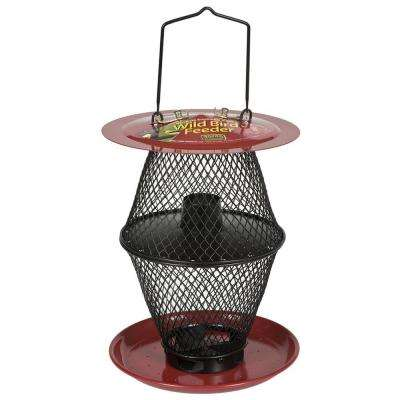 Sunflower Seed Red Lantern Wild Bird Feeder