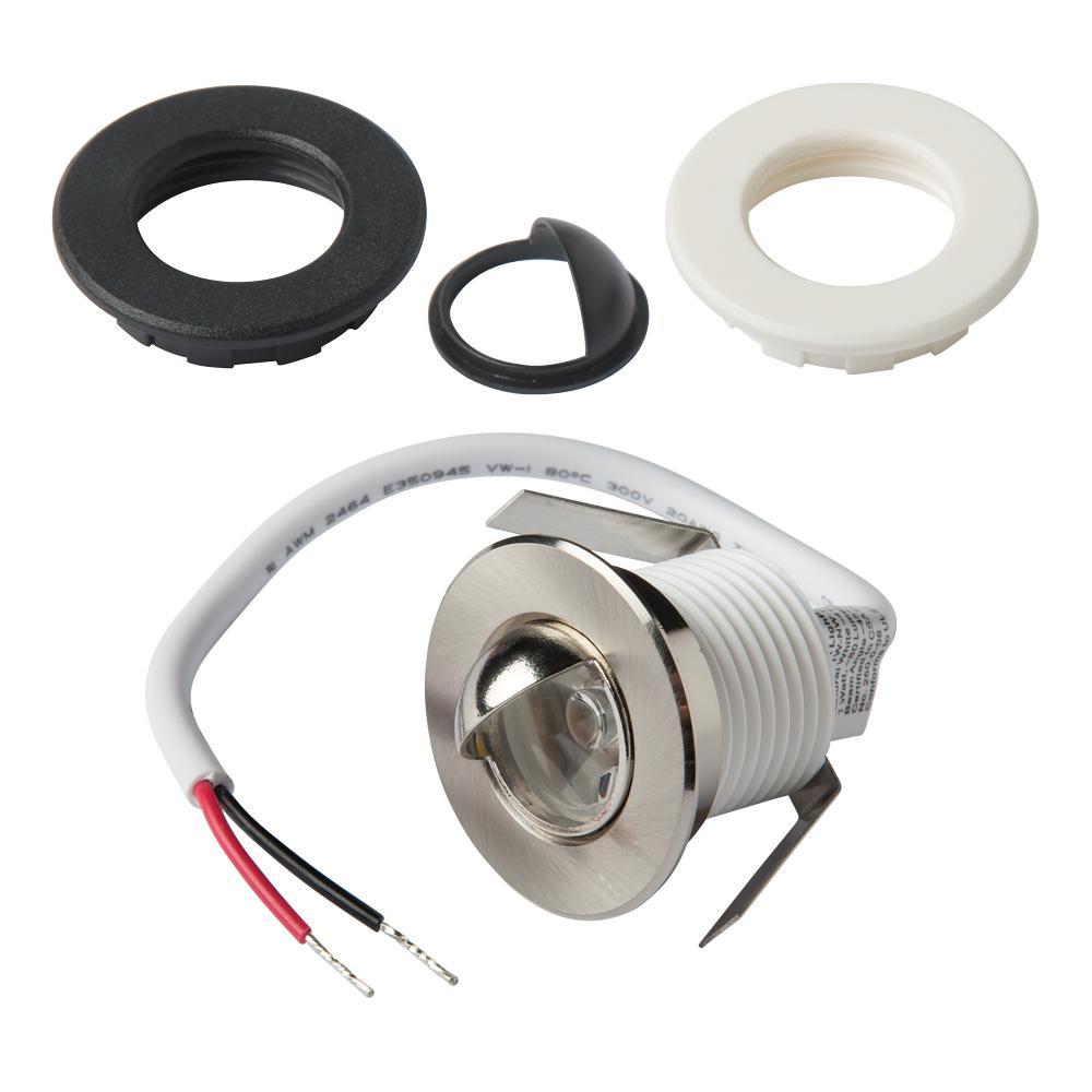 Mini-Recessed LED Puck Light Bright White (4000K)