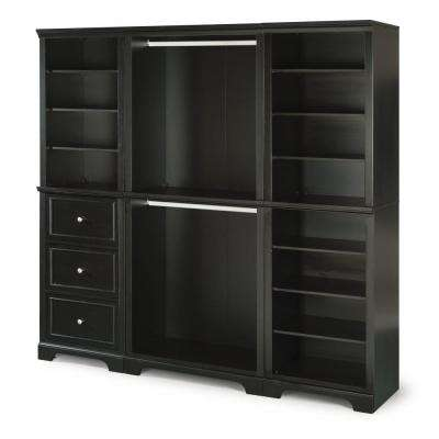 Bedford Black Armoire