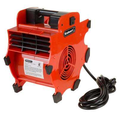Portable Adjustable Blower Fan with 3 Speeds