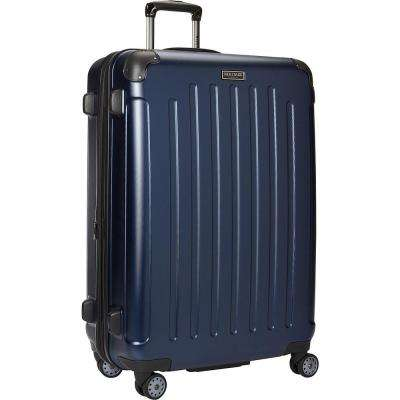 """Logan Square"" Collection Lightweight Hardside ABS 8-Wheel Expandable 29 in. Checked Luggage With Corner Guards"