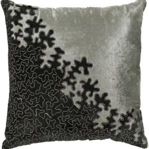 Artistic Weavers TextureC 18 inch x 18 inch Decorative Down Pillow by Artistic Weavers