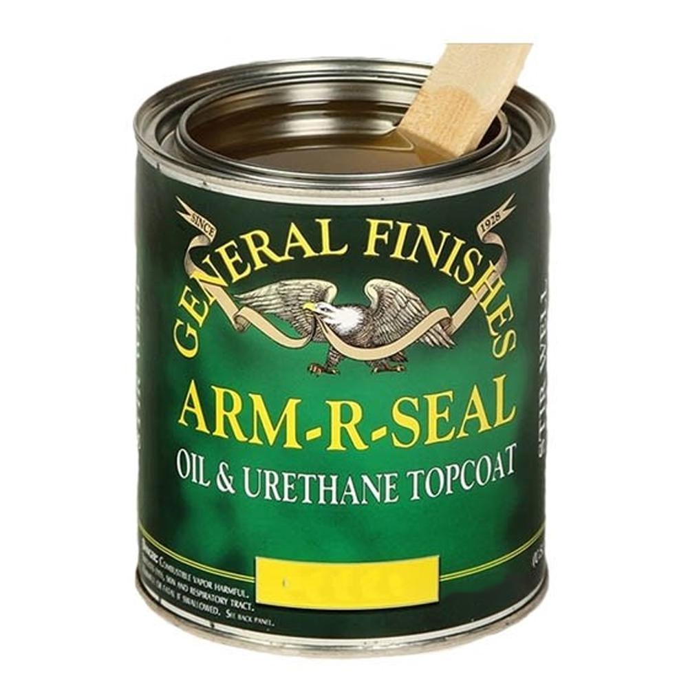 1 qt. Gloss Arm-R-Seal Urethane Interior Topcoat