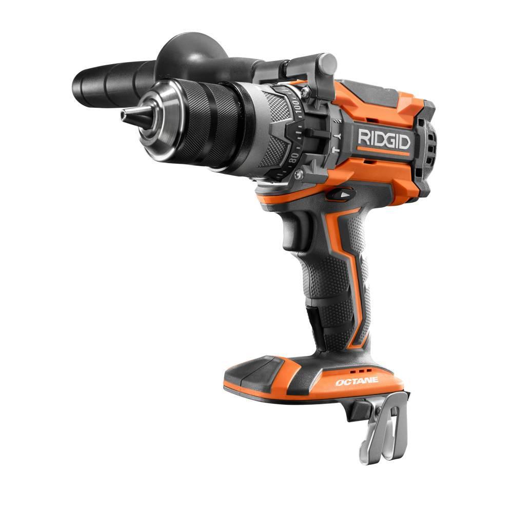 18-Volt OCTANE Cordless Brushless 1/2 in. Hammer Drill/Driver