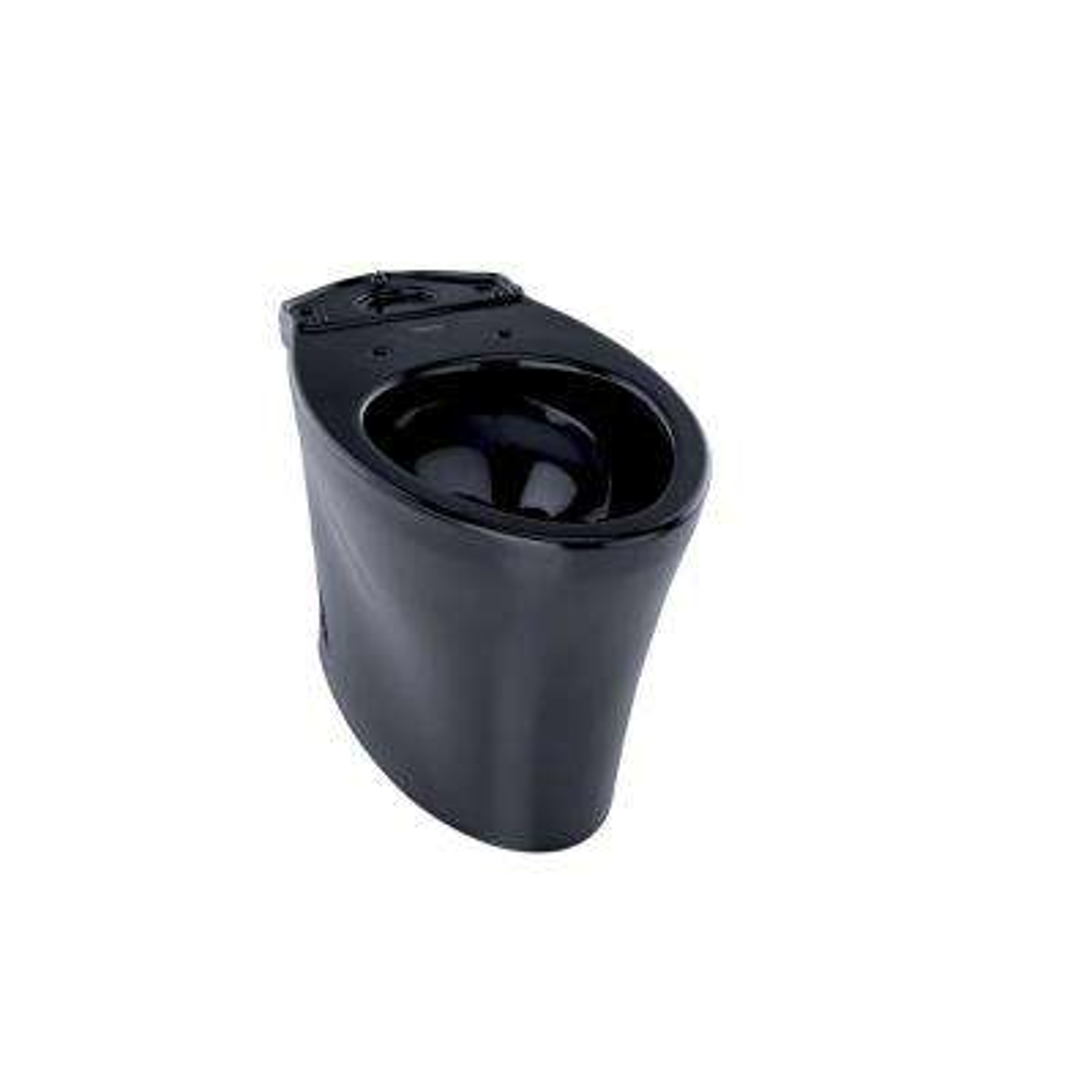 Eco Nexus Elongated Toilet Bowl Only in Ebony