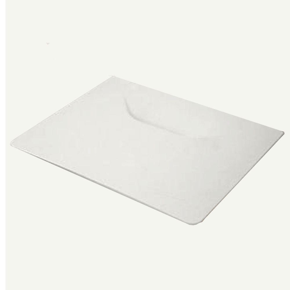 American Standard Stone White Laundry Tub Cover