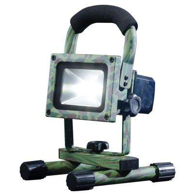 PRO CAMO Rechargeable LED Floodlight Pink