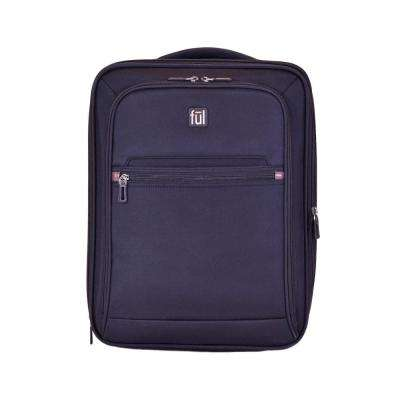 Element Underseat 16 in. Black Carry-On Luggage