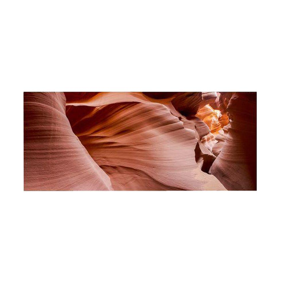 16 in. x 47 in. Antelope Panorama I Canvas Art
