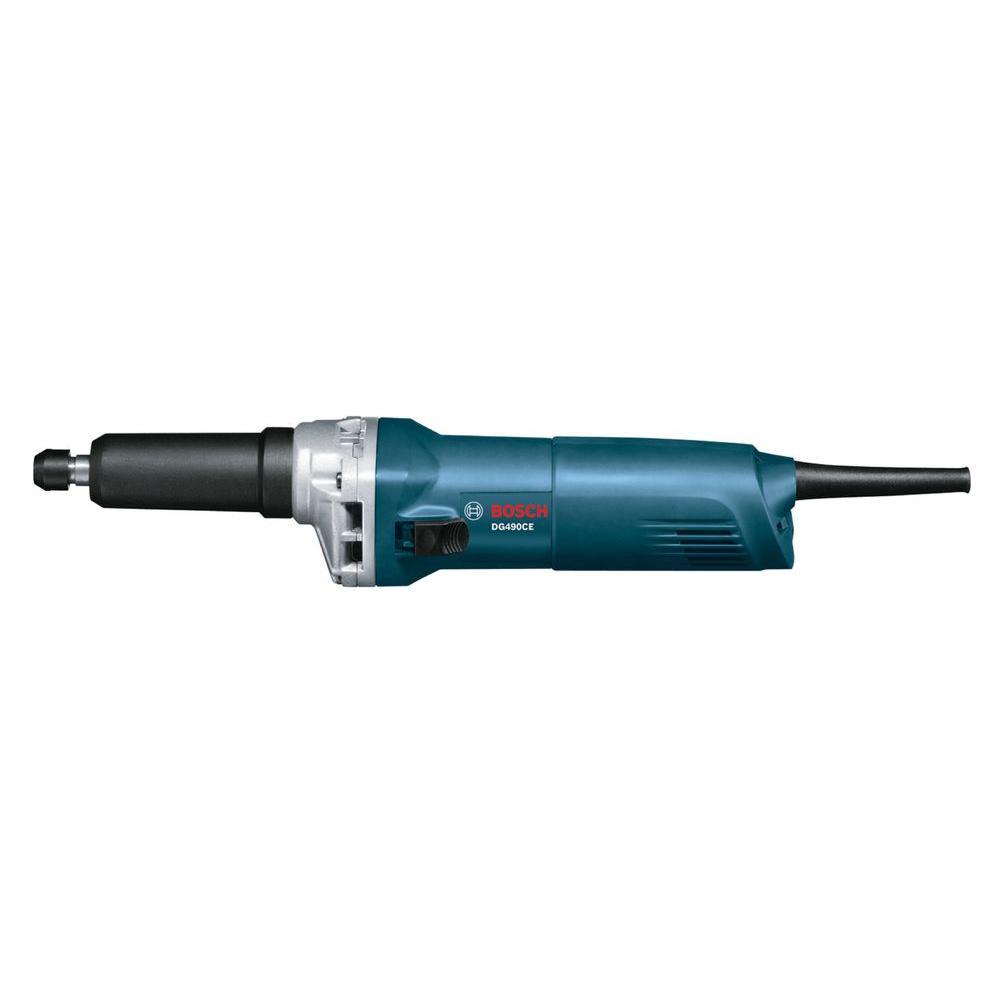 Home Depot Electric Die Grinder ~ Bosch amp corded in variable speed die grinder