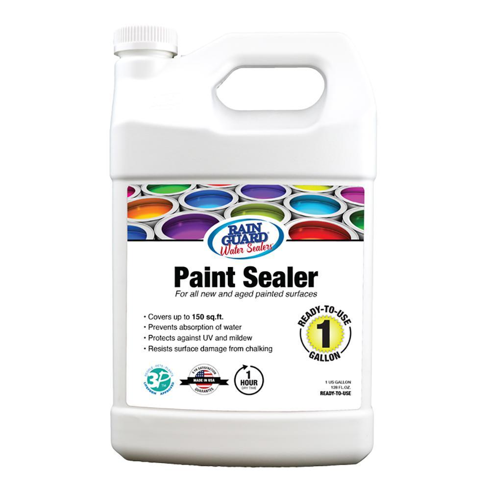 1 gal. Paint Sealer Ready to Use Premium Acrylic Sealer