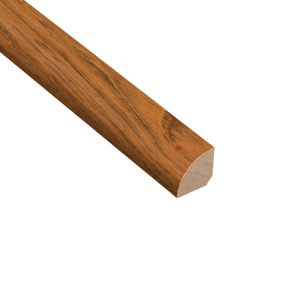 Jatoba Natural Dyna 3/4 in. Thick x 3/4 in. Wide x
