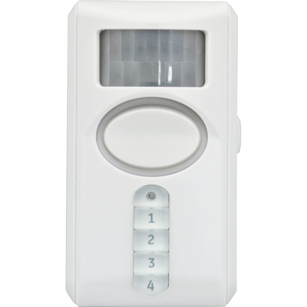 GE Personal Security Motion-Sensing Alarm