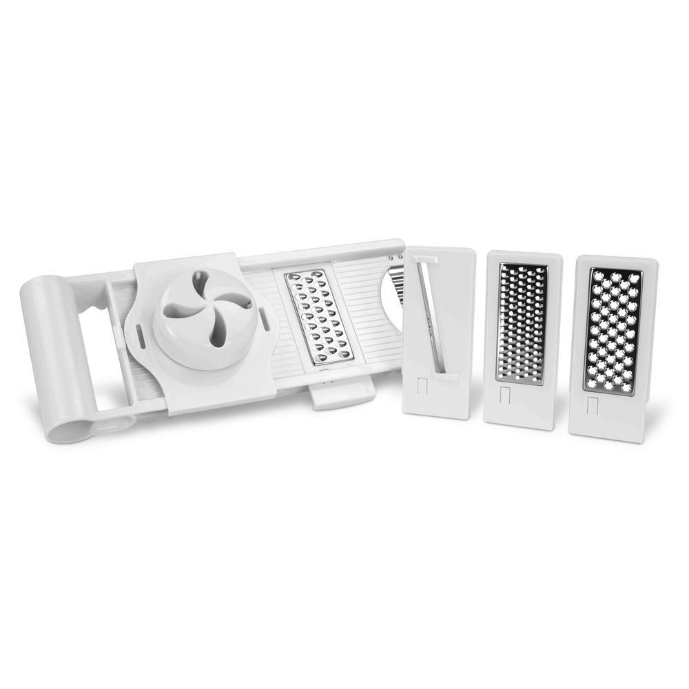 Home Basics Stainless Steel Mandoline KT41250