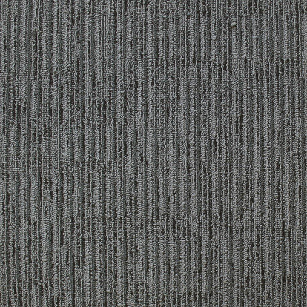 EuroTile Union Square Silver Loop 19.7 in. x 19.7 in. Carpet Tile (20 Tiles/Case)