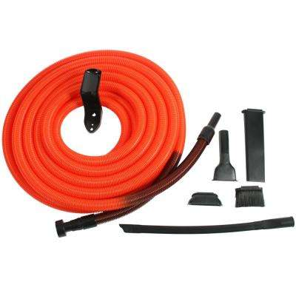 Premium Garage Attachment Kit with 50 ft. Hose for Shop Vacuums