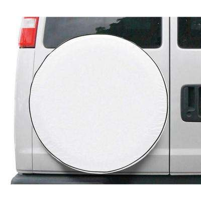 25.5 to 26.5 in. Custom Fit Spare Tire Cover