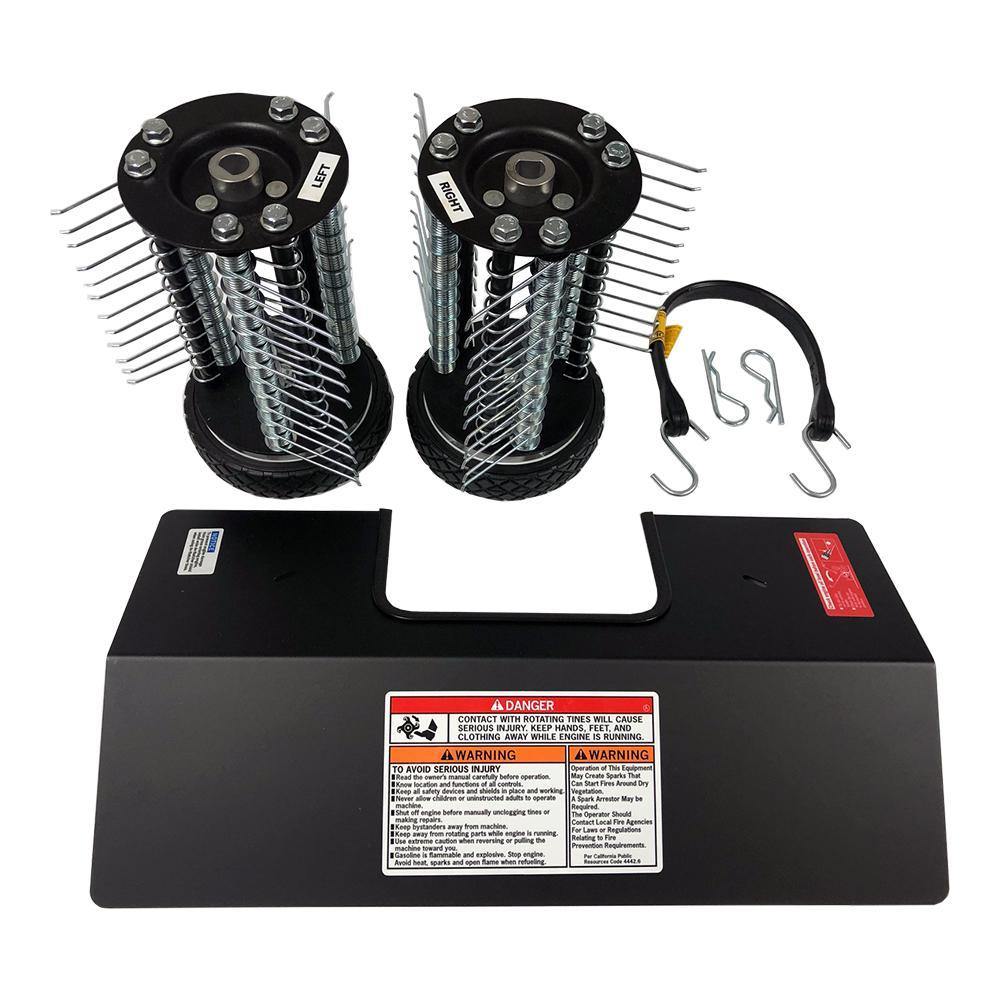 Honda Dethatcher Kit for Honda FG110 Tiller/Cultivator