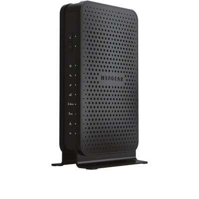 N600 Wi-Fi Cable Modem Router