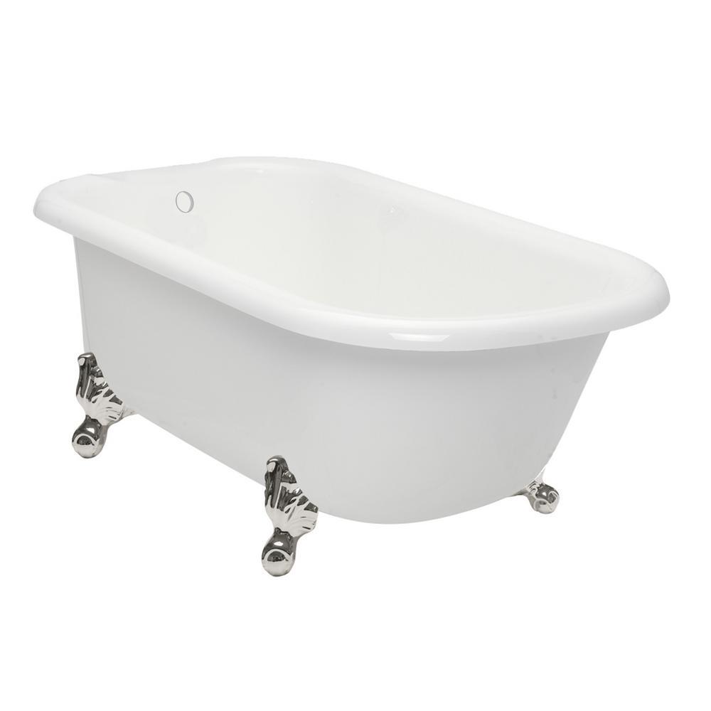American Bath Factory 54 In Acrastone Acrylic Classic