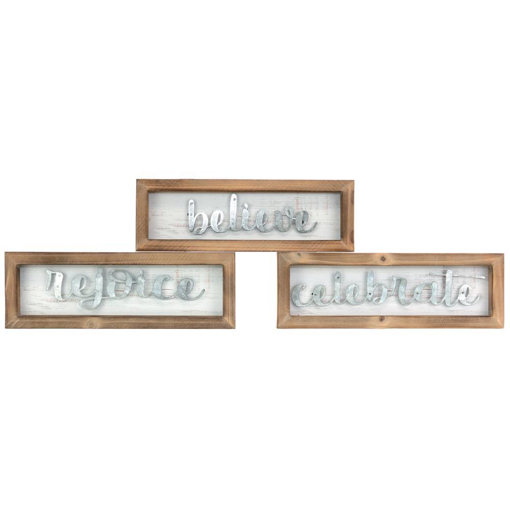 kieragrace KG Wooden Wall Deco