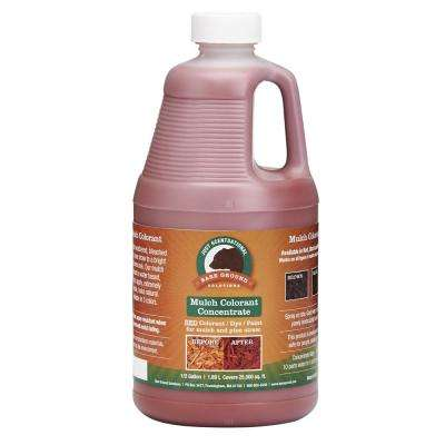 1/2 Gal. Red Mulch Colorant Concentrate