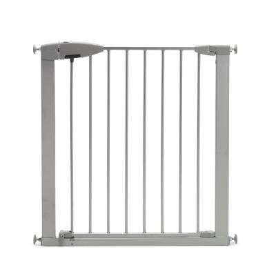 29.5 in. Easy Close Metal Baby Gate