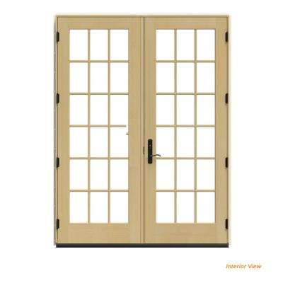 72 X 96 Patio Doors Exterior Doors The Home Depot