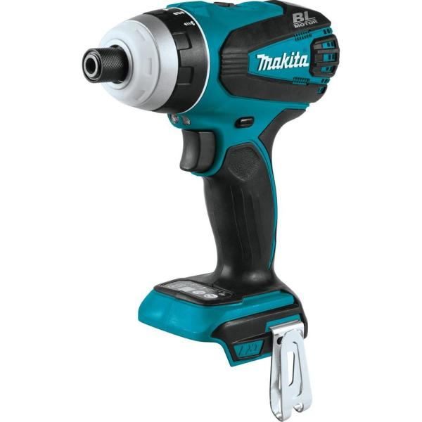 18-Volt LXT Lithium-Ion Brushless Cordless Hybrid 4-Function Impact Hammer Driver Drill (Tool Only)