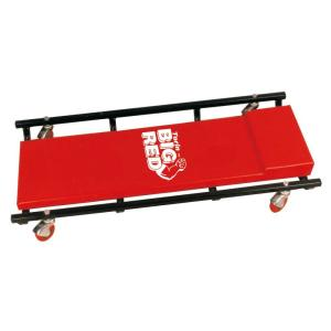 Click here to buy Big Red 200 lb. Capacity 36 inch Shop Creeper by Big Red.