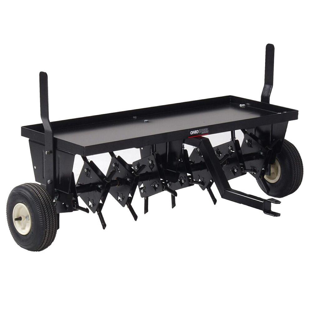 0474 42 cm SmartLink A/érateur de gazon Core Noir Agri-Fab AG 45