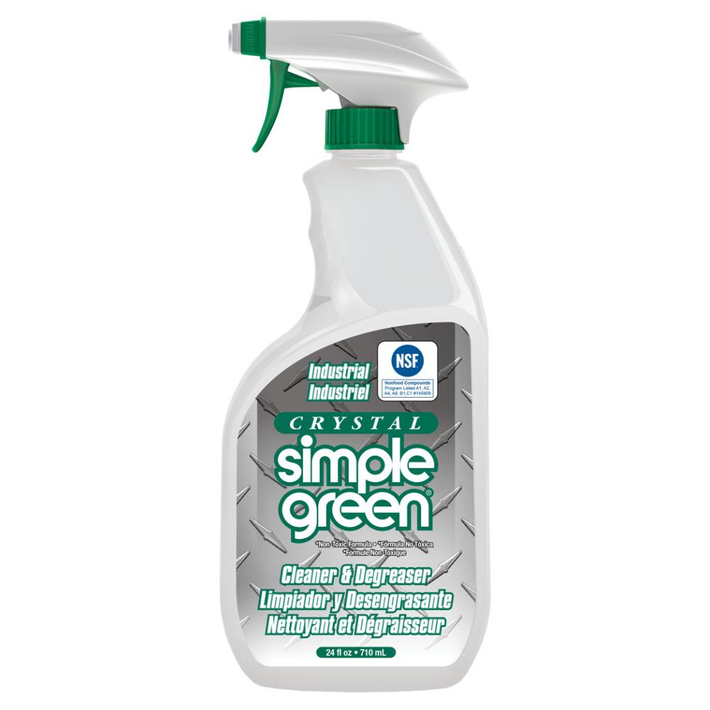 Simple Green 24 Oz Crystal Cleaner Degreaser
