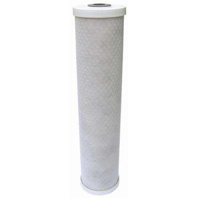 Replacement Carbon Block Filter for Whole Home UV Water Disinfection and Filtration Systems