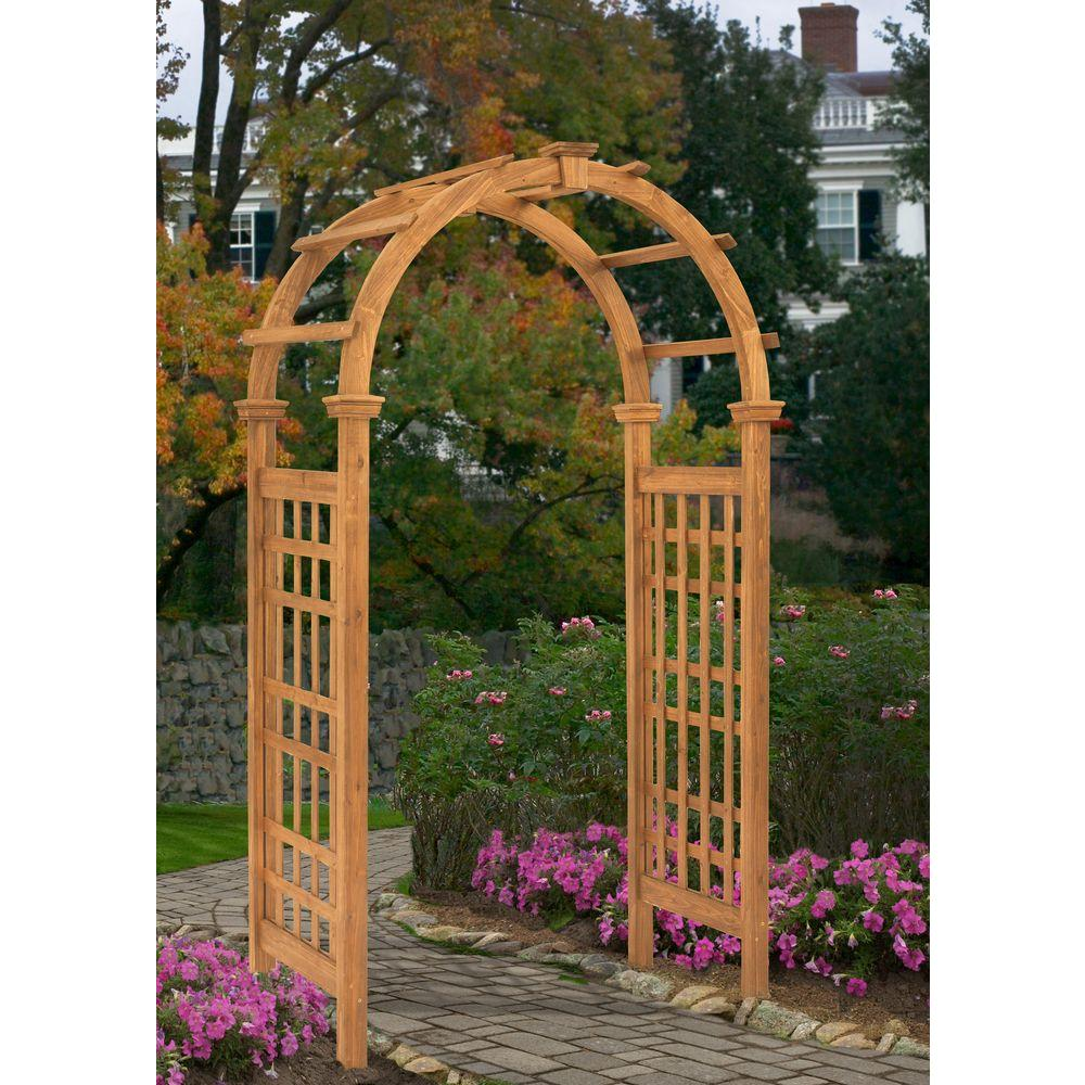 awesome pin s tunnel of a archway that cow not panels arch but an garden trellis small made