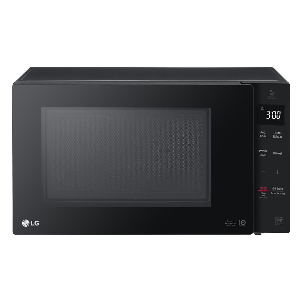 LG Electronics NeoChef 1.2 cu. ft. Countertop Microwave in Black