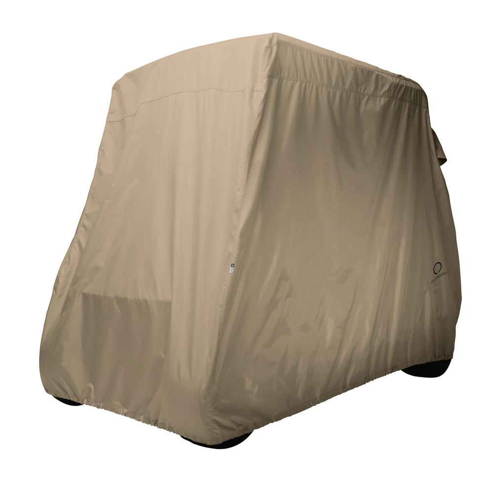 Remarkable Classic Accessories Fairway Long Roof Golf Car Cover Caraccident5 Cool Chair Designs And Ideas Caraccident5Info