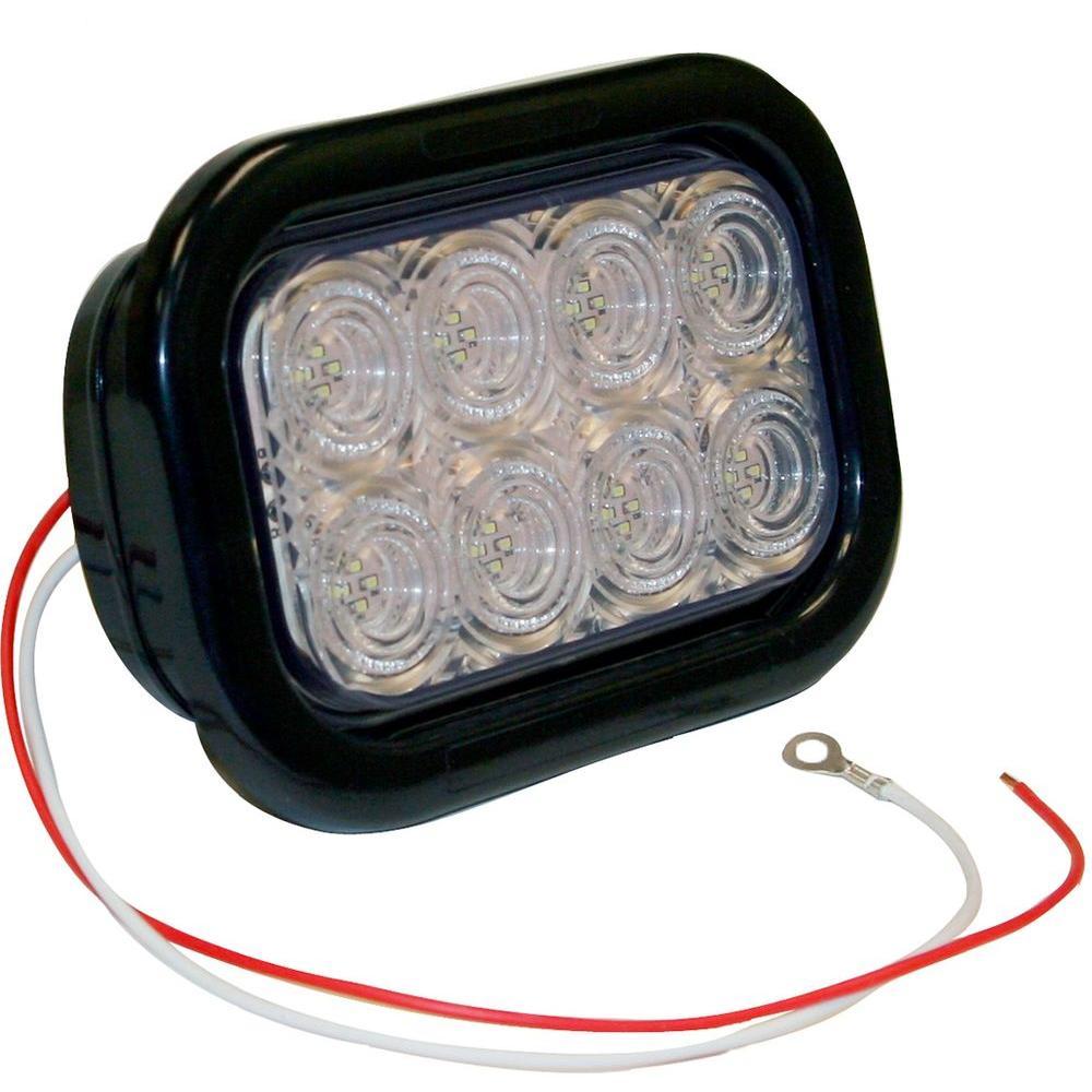 5.33 Inch Rectangular Backup Light Kit