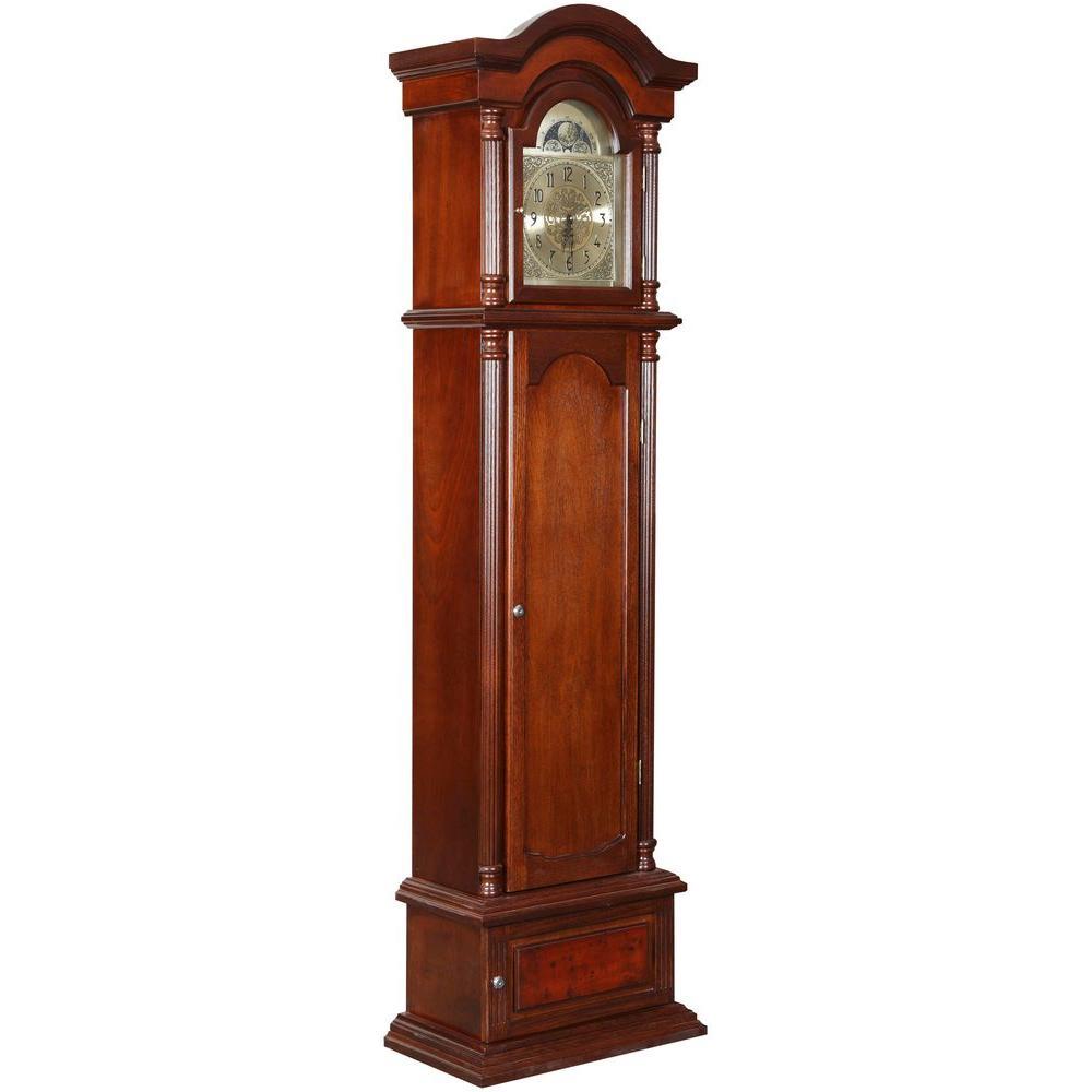 American Furniture Classics Gunfather 13 50 Cu Ft Grandfather Clock Gun Storage