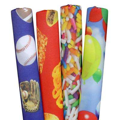 Sprinkles, Sports, Foods and Balloons Pool Noodles (4-Pack)